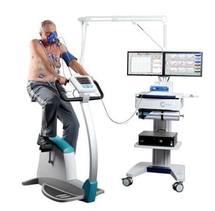 Ergoespirómetro estacionario Cortex - Doctor's Choice