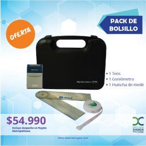 Oferta Pack de Bolsillo - Doctor's Choice
