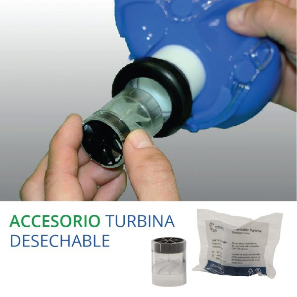 Turbina desechable- Doctor's Choice