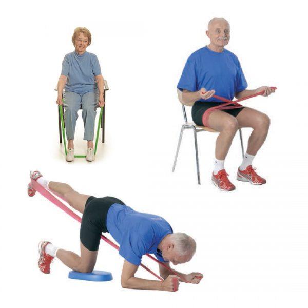ejercicios adulto mayor - Doctor's Choice
