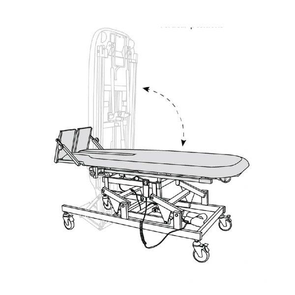 Tilt Table - Doctor's Choice